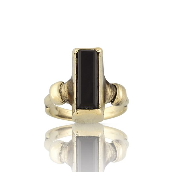 Era Onyx Crystal Ring