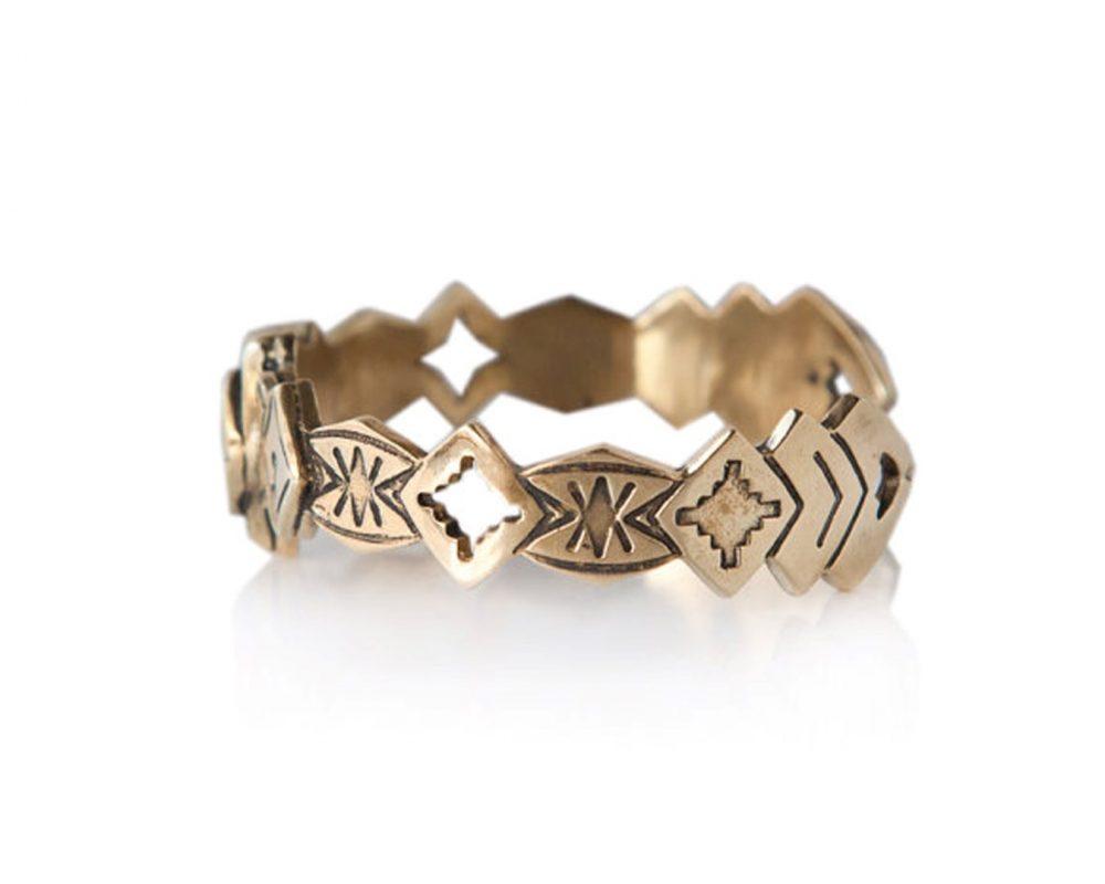 Eris Gold Bracelet
