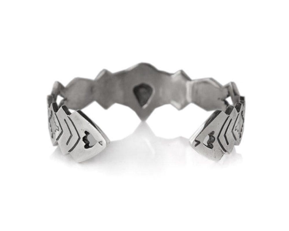 Eris Silver Bracelet