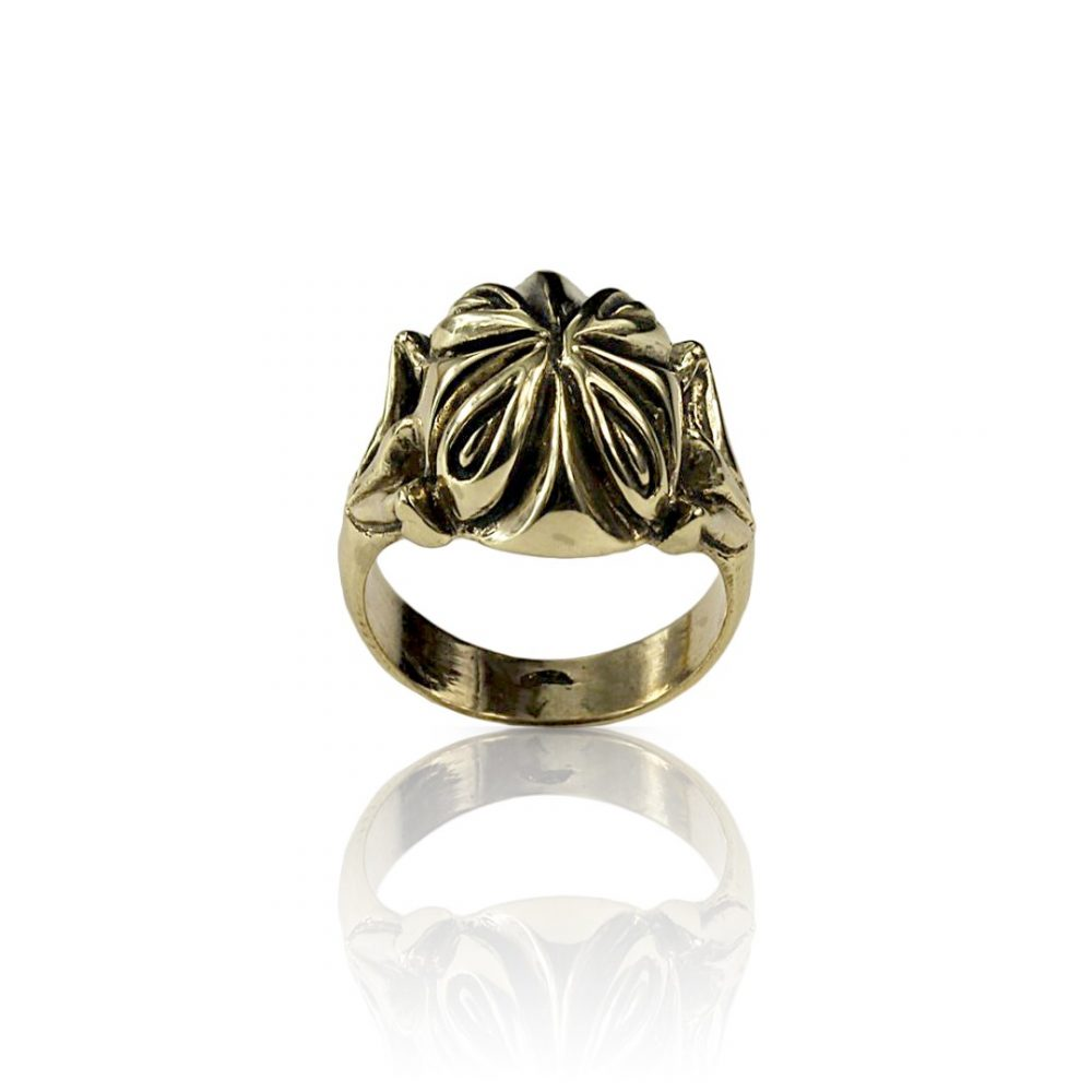 Victoria Gold Ring