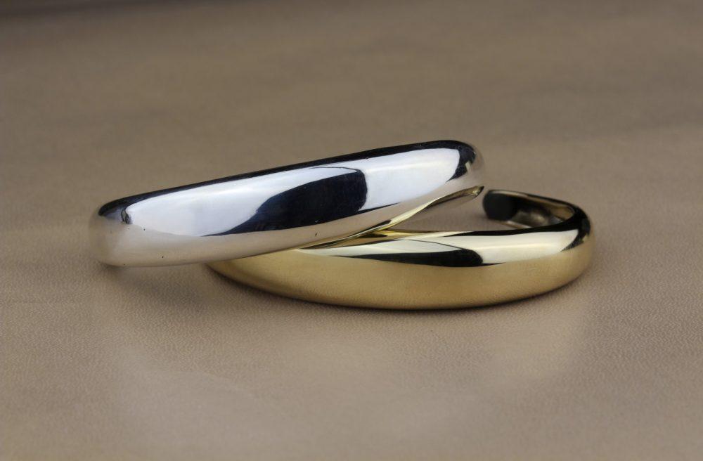 Arctic Cuff Bracelet