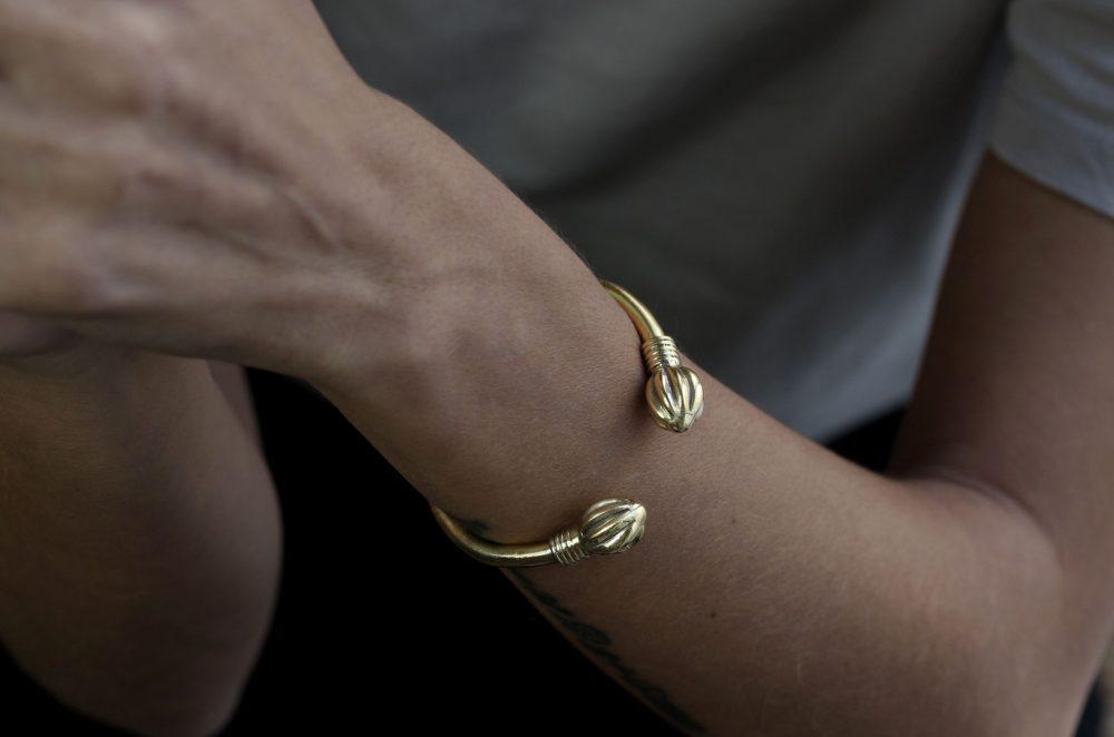 Aadhya Ethnic Cuff Bracelet