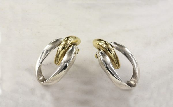 Link Articulated Earrings