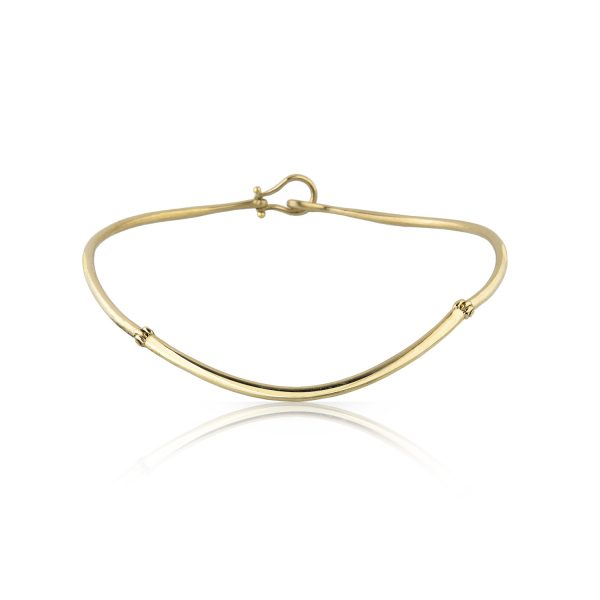 Norway Gold Choker Necklace
