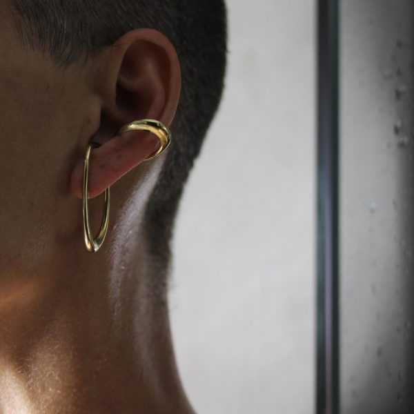 Eria Gold Ear Cuff